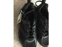 Black boys trainers brand new size 1