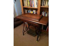 Sewing machine Jones treadle