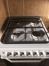 Indesit Electric Oven and Gas Hob