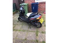 4 stroke moped 50cc