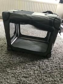 Fabric crate
