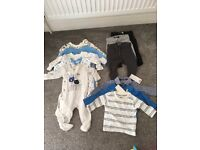 Baby winter clothes 3-6 months