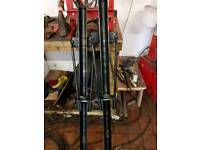 Bmw x5 roof rack with cycle carrier