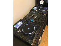Pioneer CDJ 2000 & DJM 850k Mixer