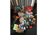 Small lot mixed items - ideal for carboot