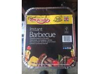 🍔 Instant Disposable BBQ 🍗 only £1.50 plenty on stock