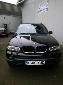 BMW X5 3.0 2006 Automatic