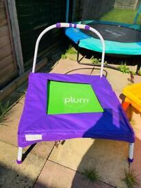 Plum Junior Bouncer/Trampoline