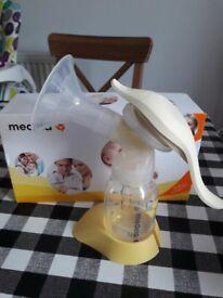 Medela manual breast pump