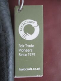 Traidcraft Recycled Tyre Bag