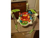 Fisher price jumperoo for babies