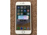 iPhone 6s 64GB, Vodafone, lebara. Silver colour, mint condition, full working.