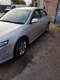 Honda Accord Silver colour £1600 ono
