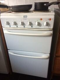 Used Beko electric cooker in good condition