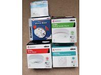 Aico alarms (smokes/heat/co2/wireless