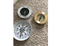Various compass'