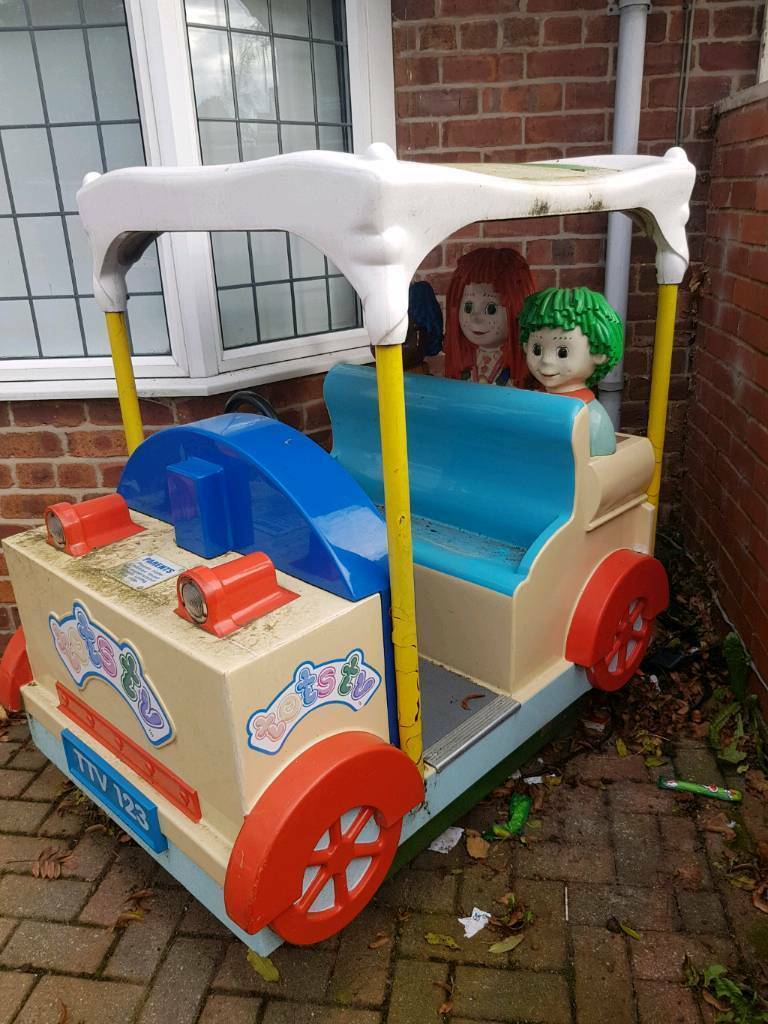 TOTS TV RIDE ON