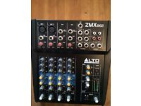 Alto Zephyr ZMX862 6 channel 2 bus mixer