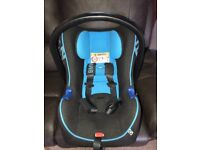 Genuine BMW Baby Car Seat and Isofix Base