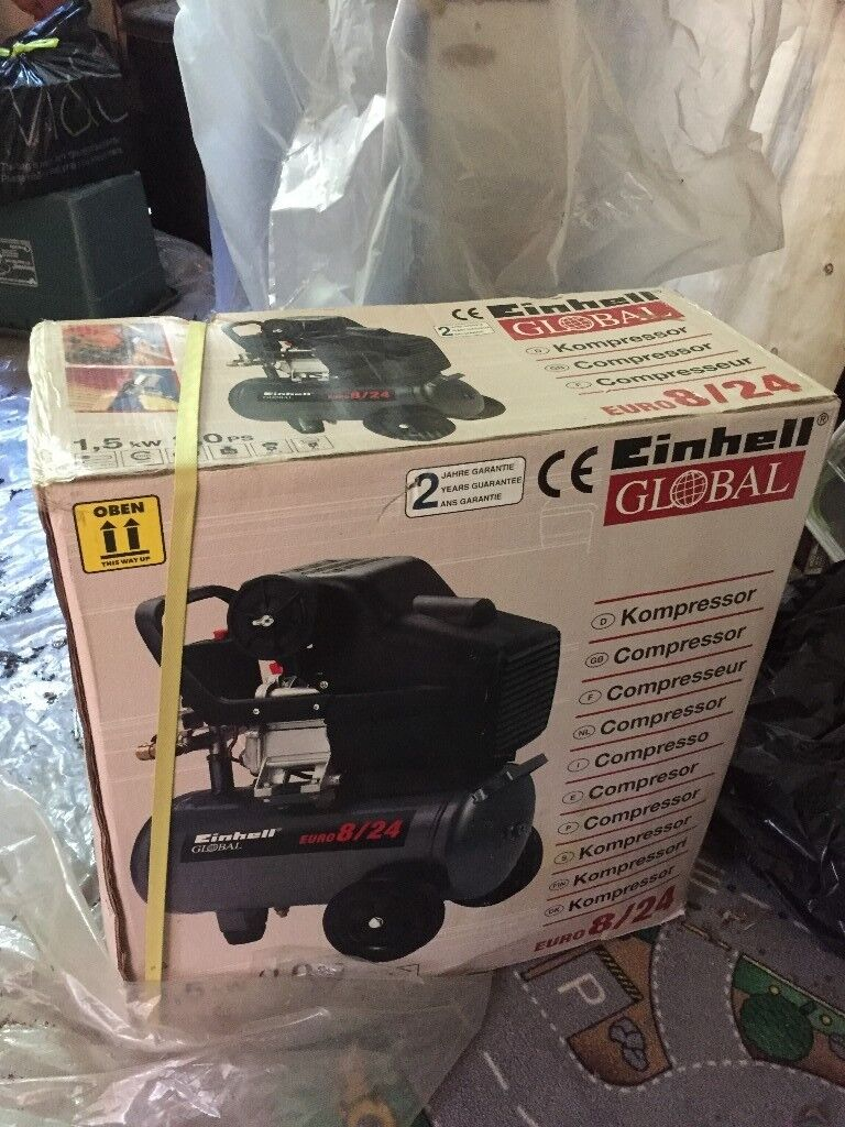 Cinhell global air compressor 1,5kw/2,0ps