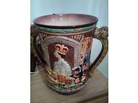 Royal doulton loving cup
