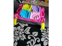 Mega Bloks Table