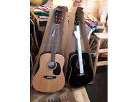 Brand new ,full size dreadnaught guitars
