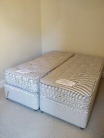 Handmade Norris Bedding King Size Bed (can be split into 2 singles)