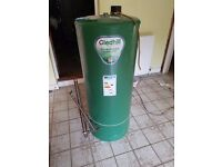 Gledhill EnviroFoam Indirect Stainless Vented Water Cylinder 1200x427mm CYLSE48X18IND £100 ono