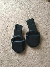 Mamas & Papas car seat adapters for urbo/sola