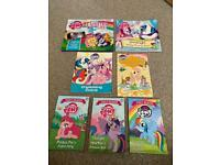 My Little Pony Early Reader Books Bundle