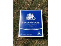 Seven Oceans Emergency Rations lasting until 03.07.23