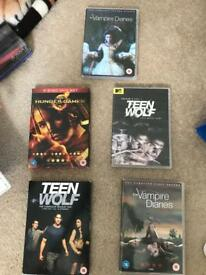 Various Teen DVDs