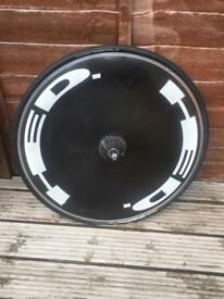 HED Jet Disc wheel