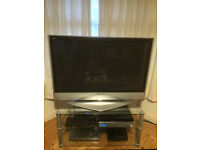 Panasonic TH-50PX60B plasma TV & stand