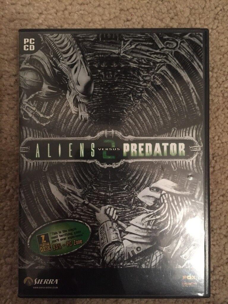 Aliens Vs Predator 2 - PC Game
