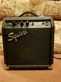 Fender Squier Amplifier
