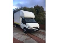 Ford Transit Luton - £4100 - No VAT !!! - Mint Condition - Tail Lift - 2006 -81,000 miles.