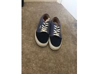 Vans mens shoes size 8 UK size