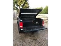 VW Amarok -2010 to 2016 - Upstone Evolve Aluminium Tonneau Cover