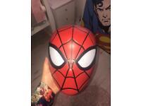 Spider-Man wall light
