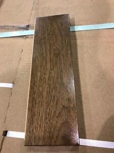 "Plancher hickory 3 1/4"" couleur gunstock  2.75$/pc"