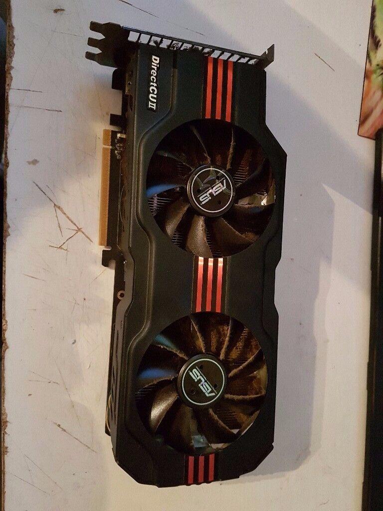 asus gforce gtx 560 ti graphics card