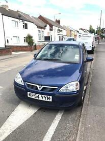 Vauxhall Corsa 1.0i 2004 same owner for 12 years