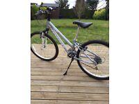 "Ridgeback Destiny Bicycle Silver 24"" - AS NEW"