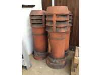 VictorianChimney Pots