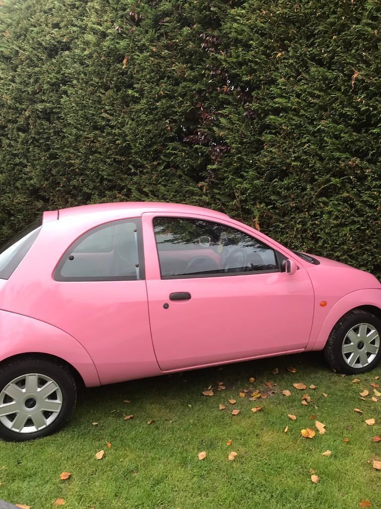 Ford Ka Pink Edition Low Miles K