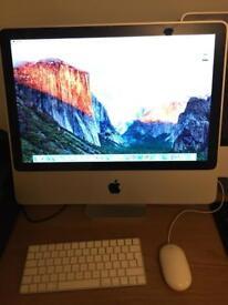Apple iMac 20 inch (mid 2007)