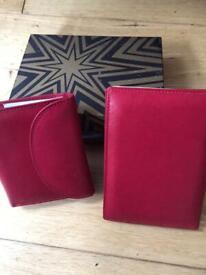 New purse and passport holder