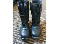 Kynox safety boots uk size 10
